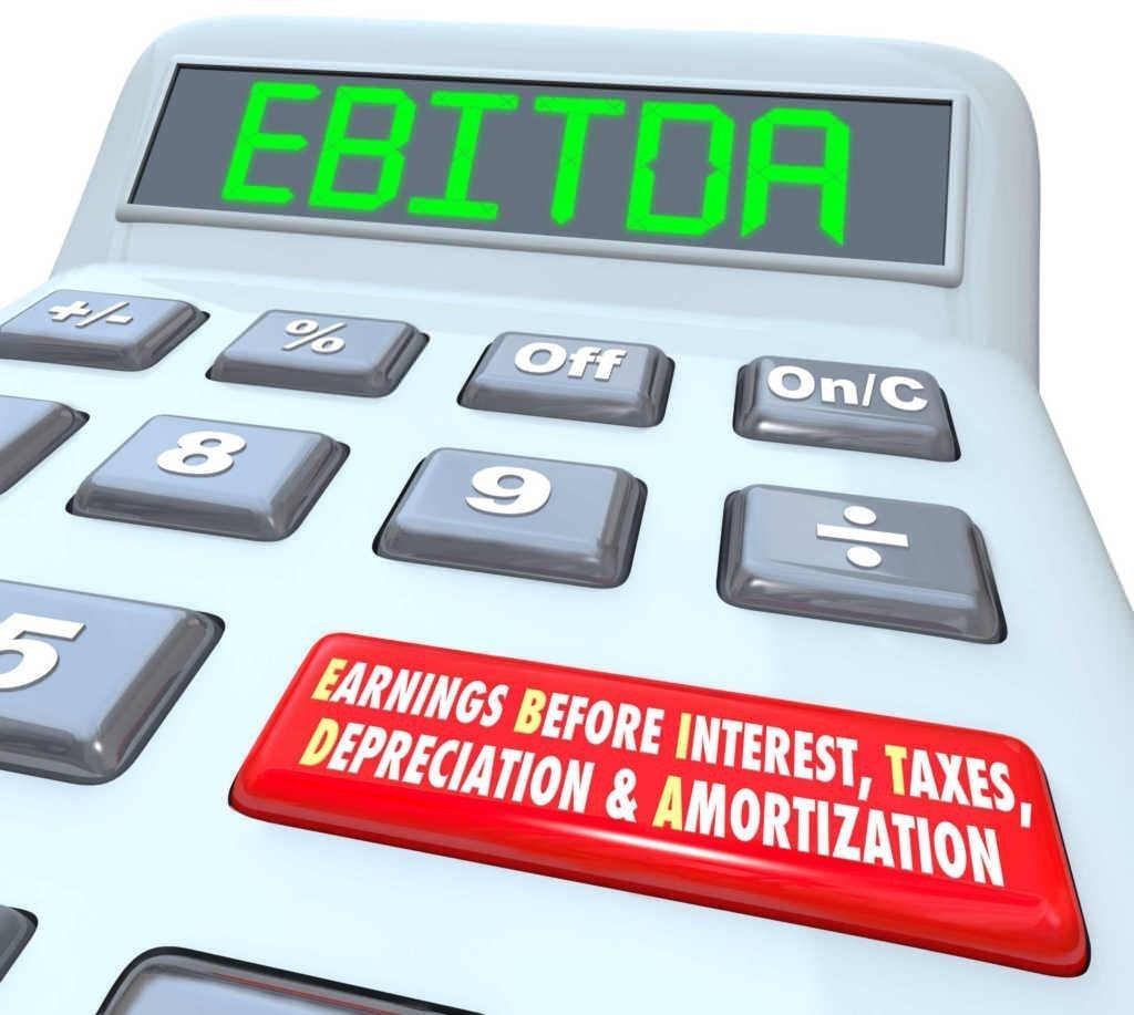 EBITDA показатель недооценности и переоцененности акции