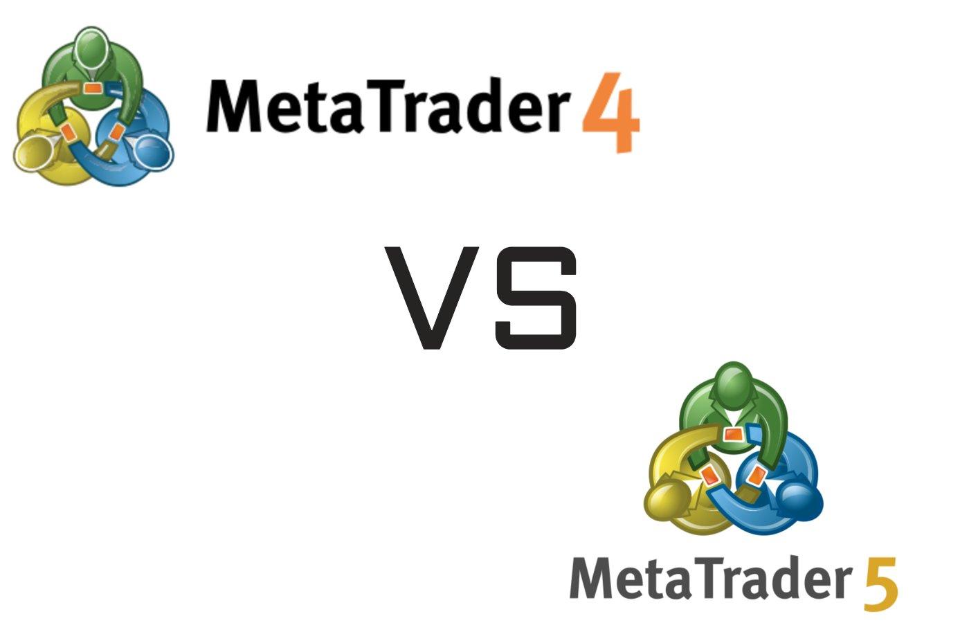 какая платформа лучше metatrader4 vs metatrader5