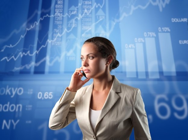Когда появляются женщины на бирже − стратегии, привычные для мужчин, практически не используются.