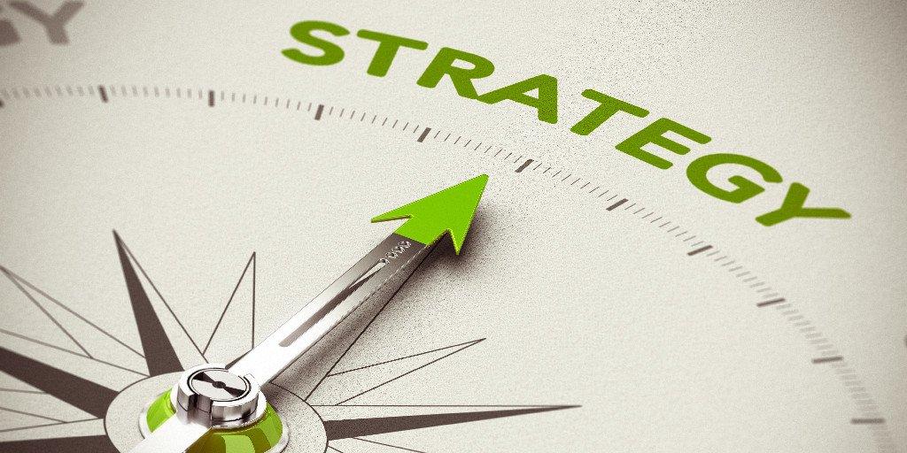 использование стратегии