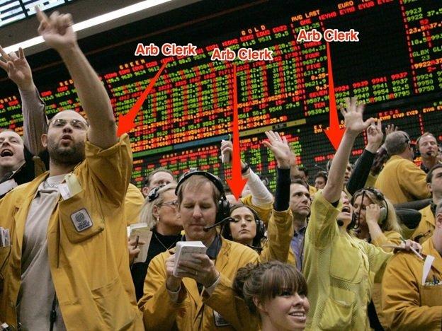 Чикагская товарная биржа история