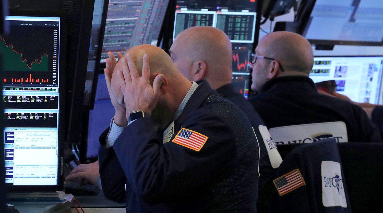 почему останавливают торги на бирже