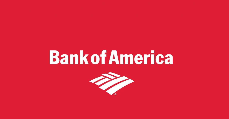 логотип bank of america