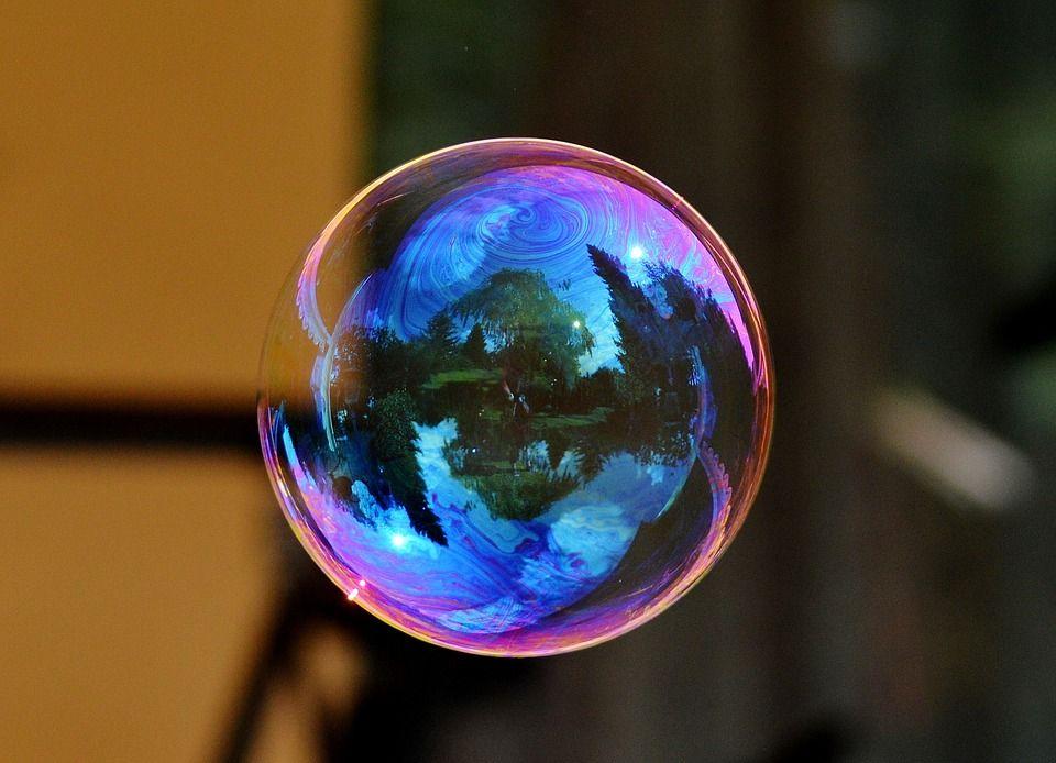 что такое финансовый пузырь