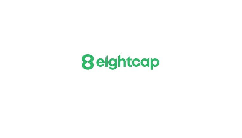 логотип брокера eightcap