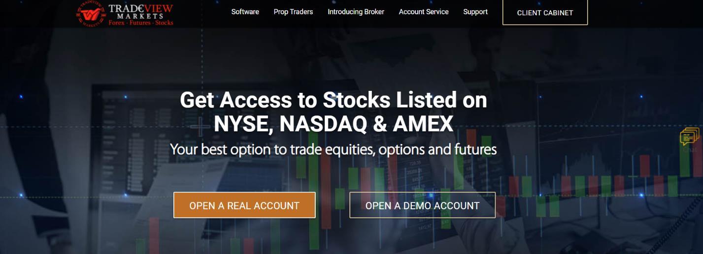 tradeview markets официальный сайт