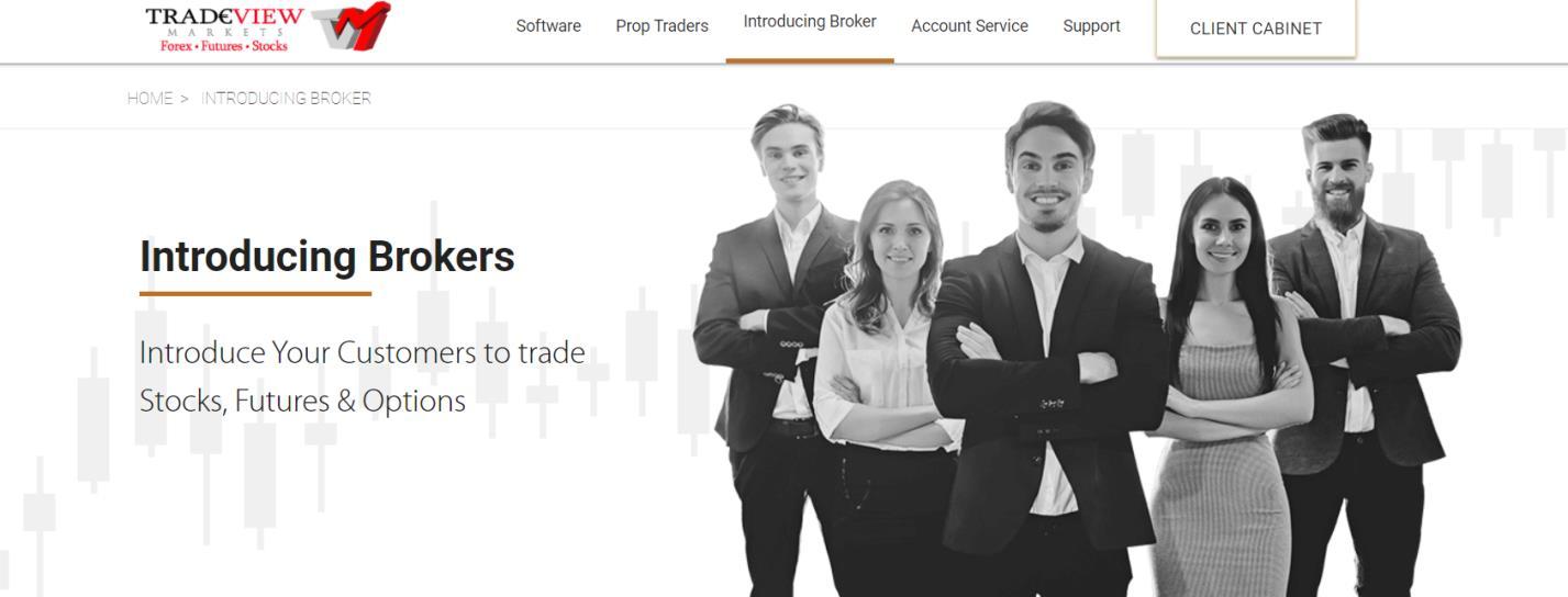 tradeview markets обзор услуг брокера