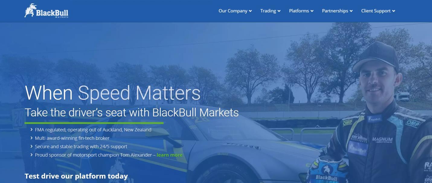 сайт blackbull markets