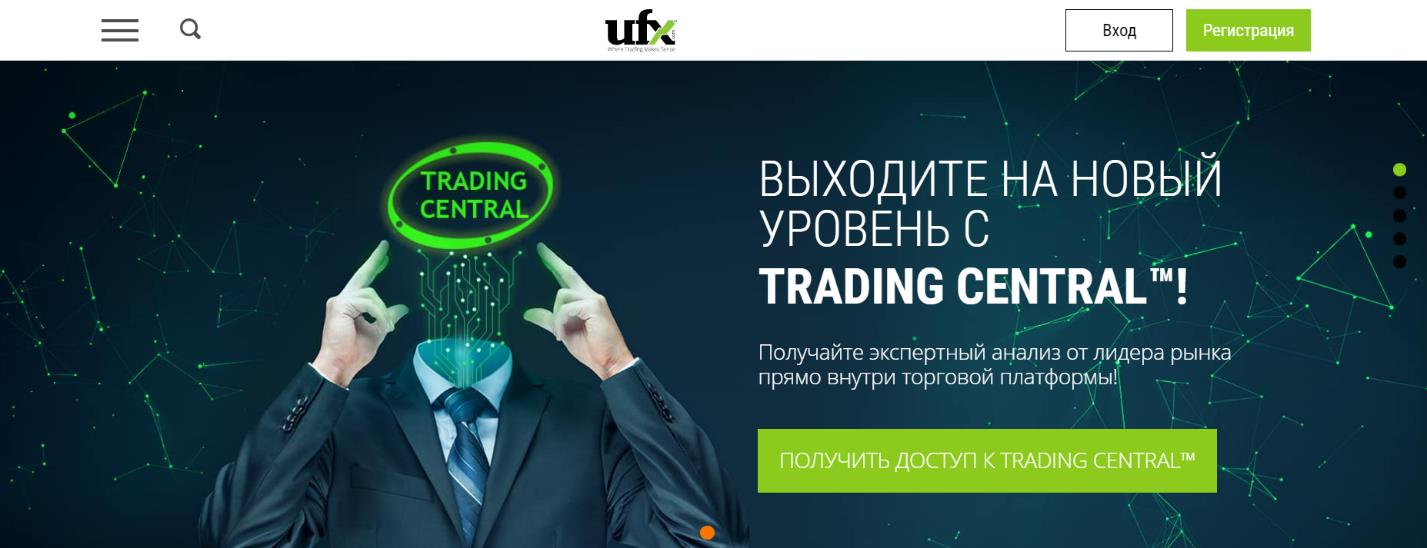 ufxmarkets официальный сайт