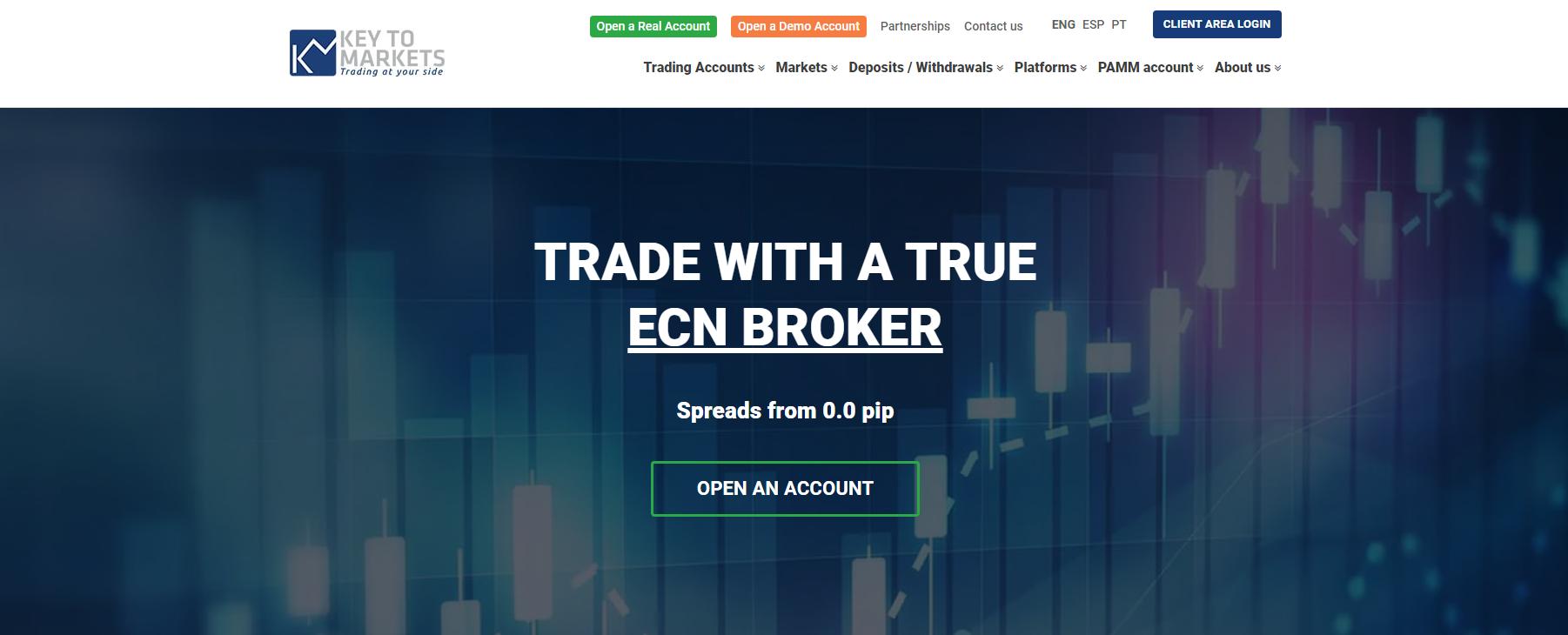 key to markets официальный сайт